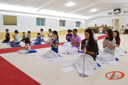 Youth Camp Georgia Usa Dhammakaya Foundation